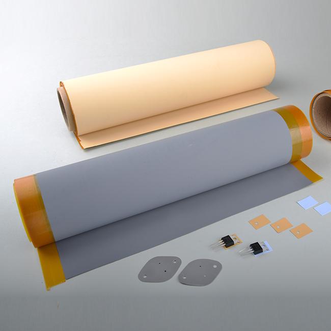 导热玻纤布,导热绝缘垫片,绝缘硅胶片