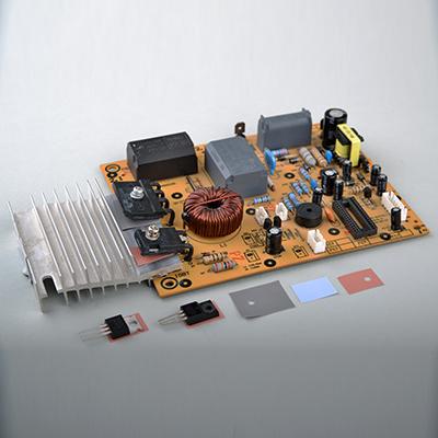导热矽胶片,导热绝缘片
