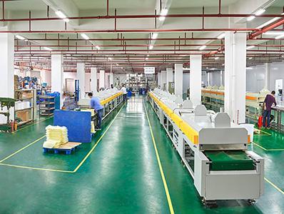 傲川生产基地