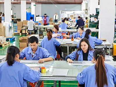 傲川产品生产区