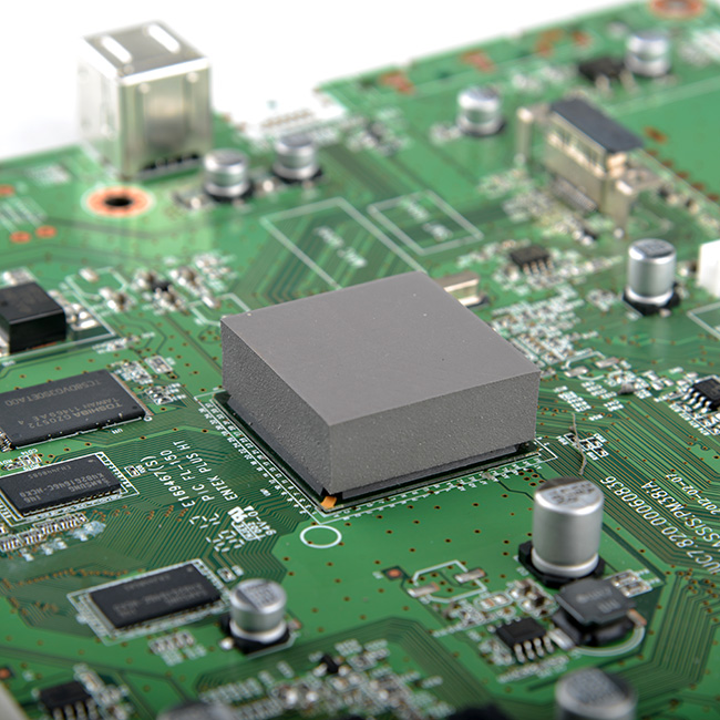 TP080散热胶,散热矽胶片