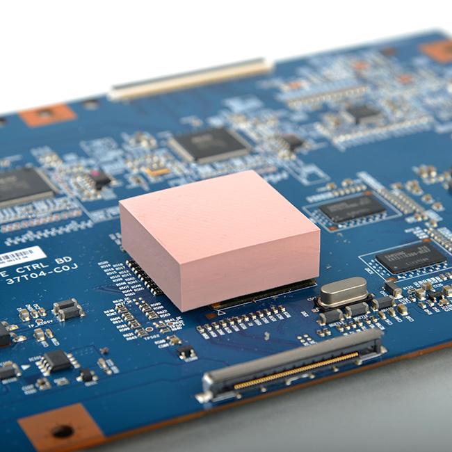 导热硅胶垫片-TP080