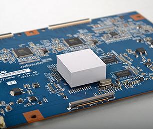 TP080导热硅胶垫片,导热胶,AOK