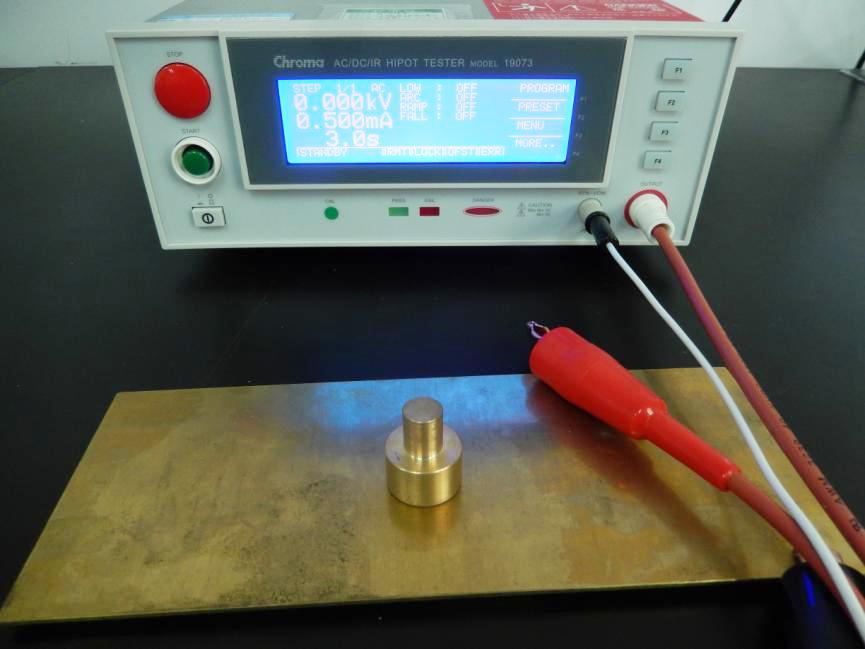 Chroma耐压测试仪