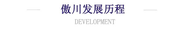 傲川发展历程