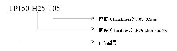 导热硅胶垫片 TP150采购信息